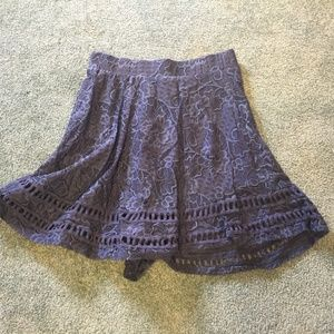 Xhilaration skirt in size small